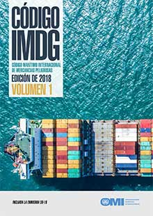 Libro Codigo Imdg - Codigo Maritimo Internacional De Mercancias Peligrosas 2 Vol  IL200S