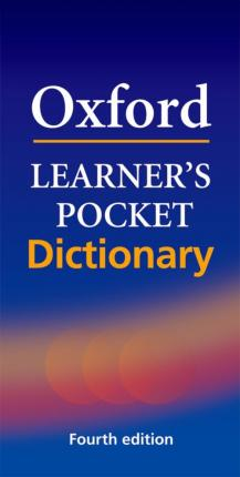 LEARNERS  POCKET DICTIONARY - 9780194398725
