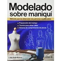 MODELADO SOBRE MANIQUI - 9786071721204