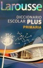 DICCIONARIO ESCOLAR PLUS PRIMARIA - 9786072100046