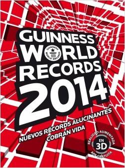 GUINNESS WORLD RECORDS  2014 - 9788408118381