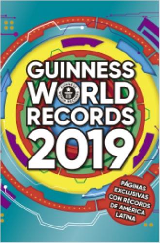 GUINNESS WORLD RECORDS  2019 - 9788408193104