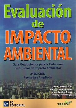 EVALUACION DEL IMPACTO AMBIENTAL - 9788415781417