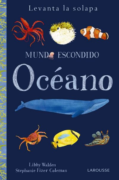 MUNDO ESCONDIDO. OCEANO - 9788416984879