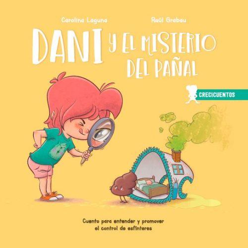 DANI Y EL MISTERIO DEL PAÑAL - 9788426726735