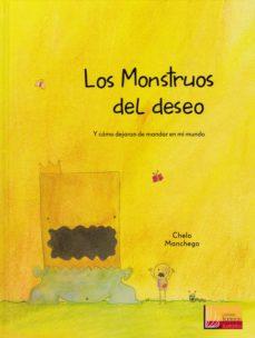 LOS MONSTRUOS DEL DESEO - 9788427141766