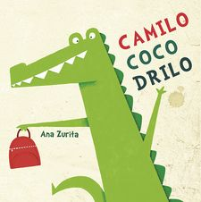 CAMILO COCODRILO - 9788427144606