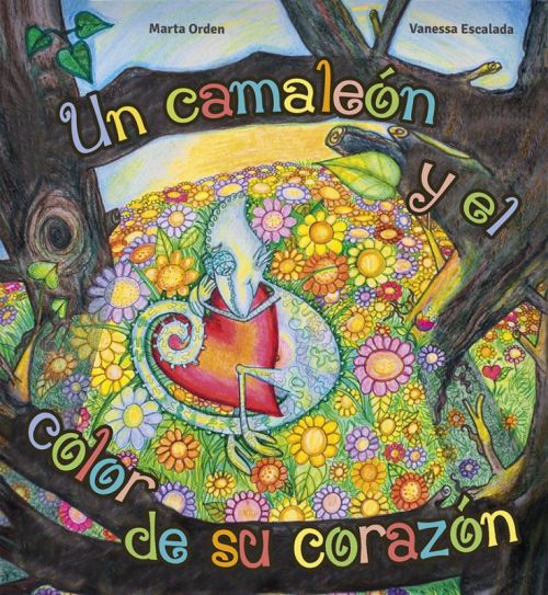 UN CAMALEON Y EL COLOR DE SU CORAZON - 9788427144637