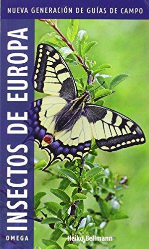 INSECTOS DE EUROPA - 9788428216272