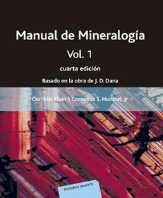 MANUAL DE MINERALOGÍA VOL 1 - 9788429146066
