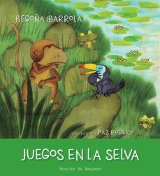 JUEGOS EN LA SELVA (RESPETO) - 9788433028778