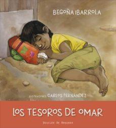 LOS TESOROS DE OMAR (ALEGRIA) - 9788433028891