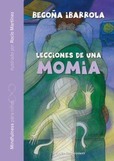 LECCIONES DE UNA MOMIA (IMAGINACION Y VISUALIZACION) - 9788433029690