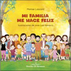 MI FAMILIA ME HACE FELIZ - 9788433030566