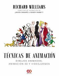 TECNICAS DE ANIMACION - 9788441541139