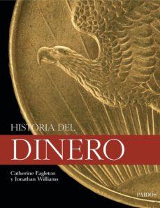 HISTORIA DEL DINERO - 9788449322945