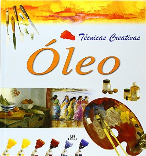 TECNICAS CREATIVAS OLEO - 9788466201681