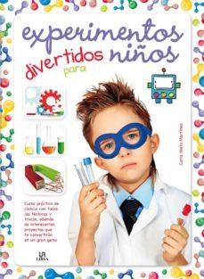 EXPERIMENTOS DIVERTIDOS PARA NIÑOS - 9788466226318