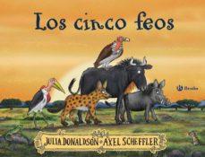 LOS CINCO FEOS - 9788469624081