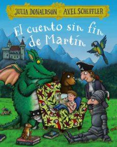 EL CUENTO SIN FIN DE MARTIN - 9788469625576