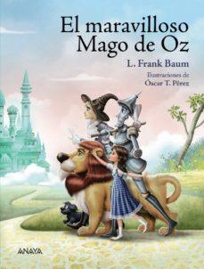EL MARAVILLO MAGO DE OZ - 9788469848197