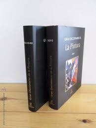 GRAN DICCIONARIO  DE LA PINTURA 2 TOMOS - 9788472543812