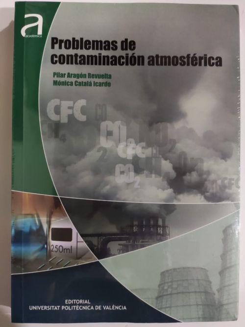 PROBLEMAS DE CONTAMINACION ATMOSFERICA - 9788490480045