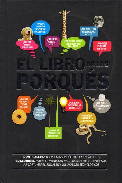 EL LIBRO DE LOS PORQUES - 9788494274732