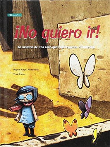 NO QUIERO IR! - 9788494432156