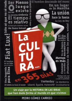 LA CULTURA EN 365 DIAS - 9788494694370