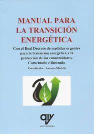MANUAL PARA LA TRANSICION ENERGETICA - 9788494891977