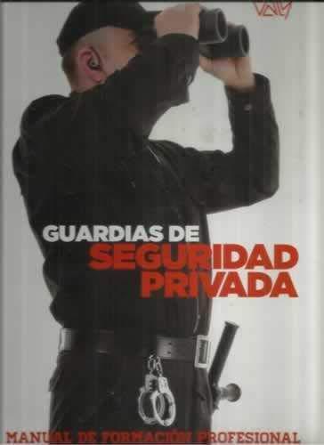 GUARDIAS DE SEGURIDAD PRIVADA - 9788495818294
