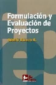 FORMULACION Y EVALUACION DE PROYECTOS - 9788496261129