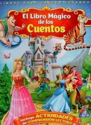 EL LIBRO MAGICO DE CUENTOS - 9788496916272