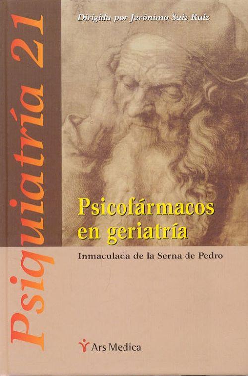 PSICOFARMACOS EN GERIATRIA - 9788497511506