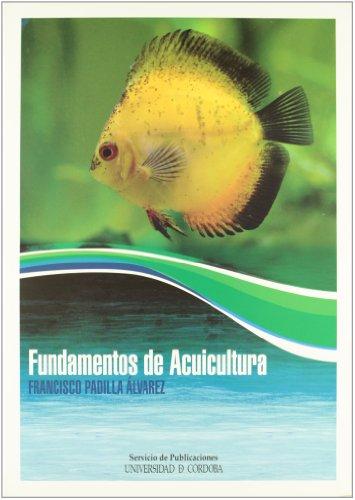 FUNDAMENTOS DE ACUICULTURA - 9788499270050