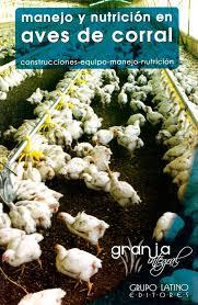 MANEJO NUTRICIÓN EN AVES DE CORRAL - 9789588203065